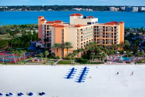 Sheraton Clearwater Exterior